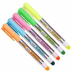 Monami essenti Stick Soft Pastel Color Dry Highlighter Pen M