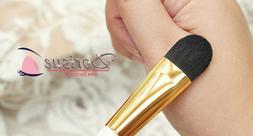 F110 Flat Foundation Brush pointed cream to liquid Highlight