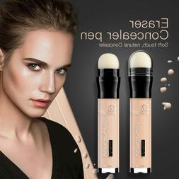 Face Foundation Concealer Eraser Pen Cream Stick Makeup Long