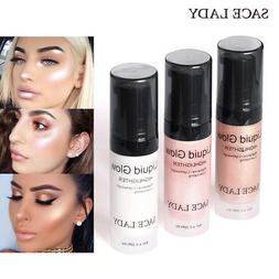 SACE LADY Face Highlighter Cream Liquid Illuminator Makeup G
