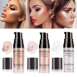 Face Highlighter Cream Liquid Illuminator Shimmer Glow Brigh