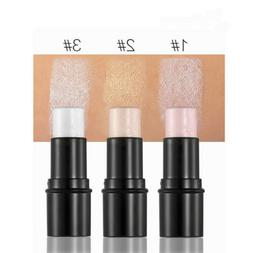 Face Highlighter Makeup Sticks Whitening Cream Shimmer Powde