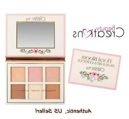 Beauty Creations FLORAL BLOOM HIGHLIGHT & CONTOUR KIT *Authe