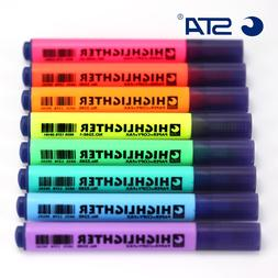 STA <font><b>Highlighters</b></font> Markers Assorted Colors