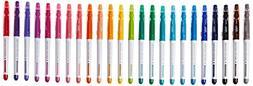 Pilot FriXion Colors Erasable Marker Pen, 24 colors set