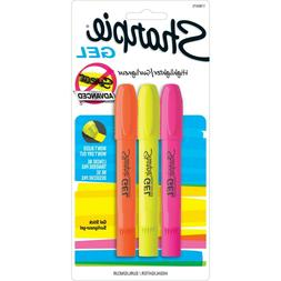 Sharpie Gel Highlighter - Bullet - 3 Pack