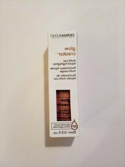 Dermablend Glow Creator Liquid Highlighter Makeup Peach 0.5