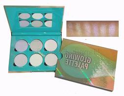 Okalan Glowing Palette-Glow Kit Highlighter Palette- Highlig