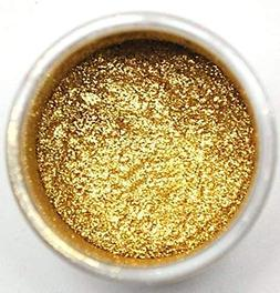 Gold Highlighter Luxury Cake Dust, 5 grams, USA Made