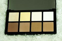 Freedom makeup London ~HD Highlighter and Contour Face Palet