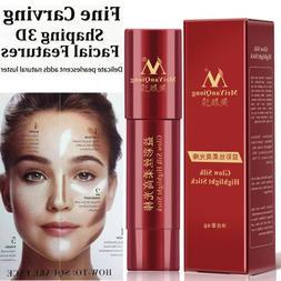 Highlighter Foundation Stick Contour Makeup Pen 3D Face Crea