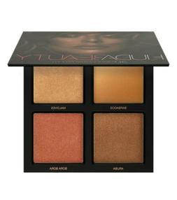 Huda Beauty 3D Highlighter Palette Bronze Sands Edition Bran