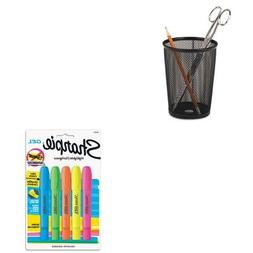 KITROL62557SAN1803277 - Value Kit - Sharpie Gel Highlighter