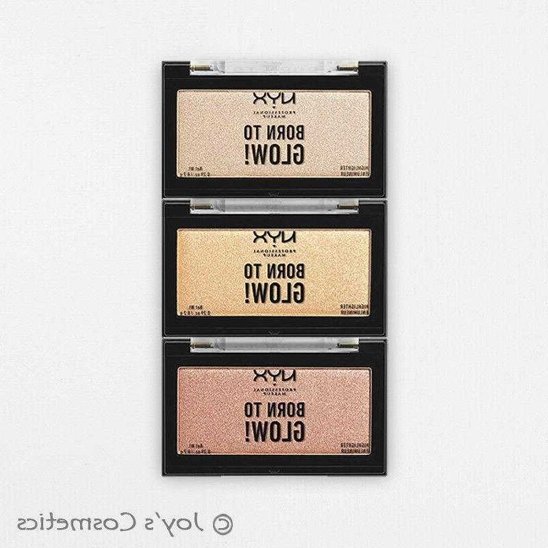 1 born to glow highlighter singles pick