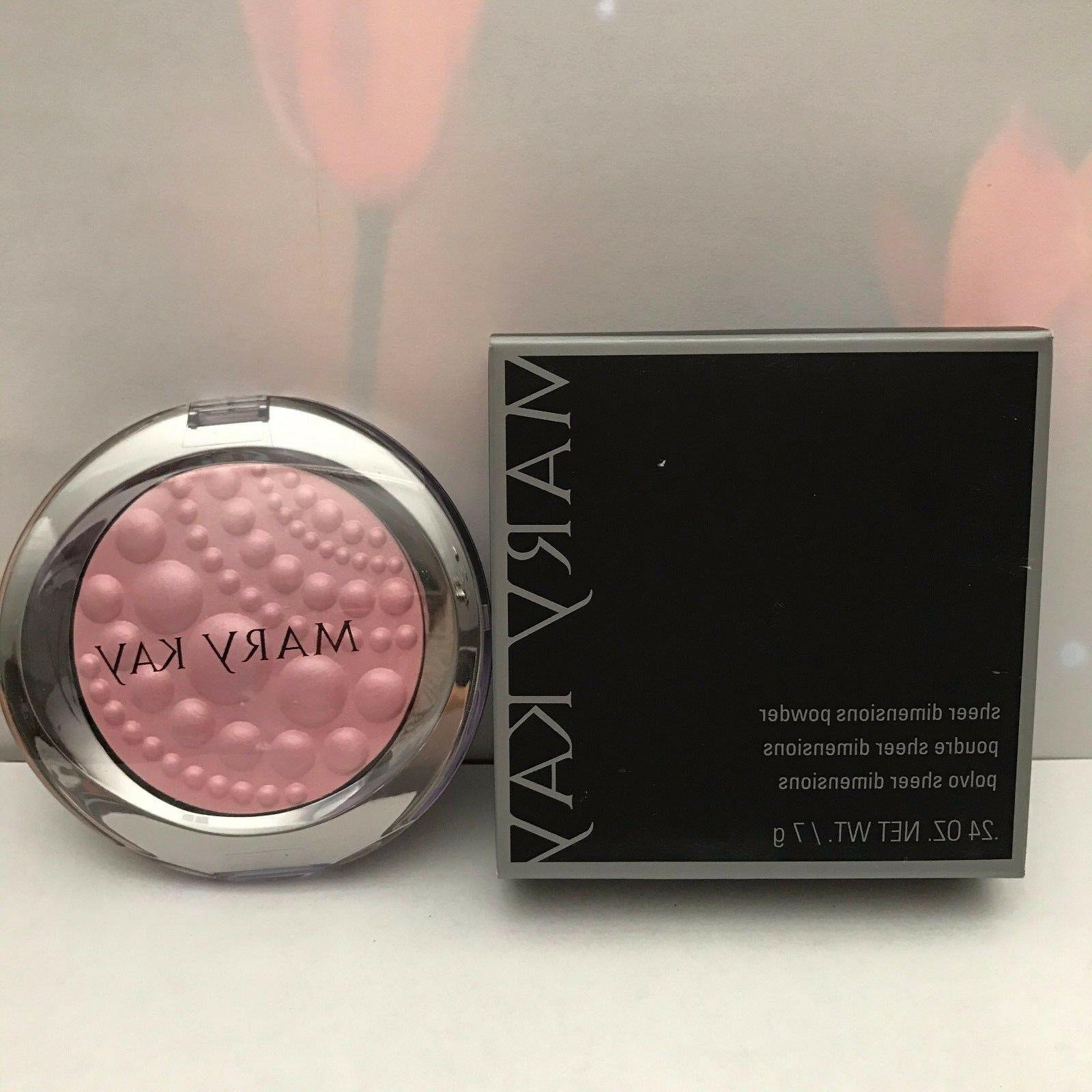 1 pack sheer dimensions powder highlighting blush