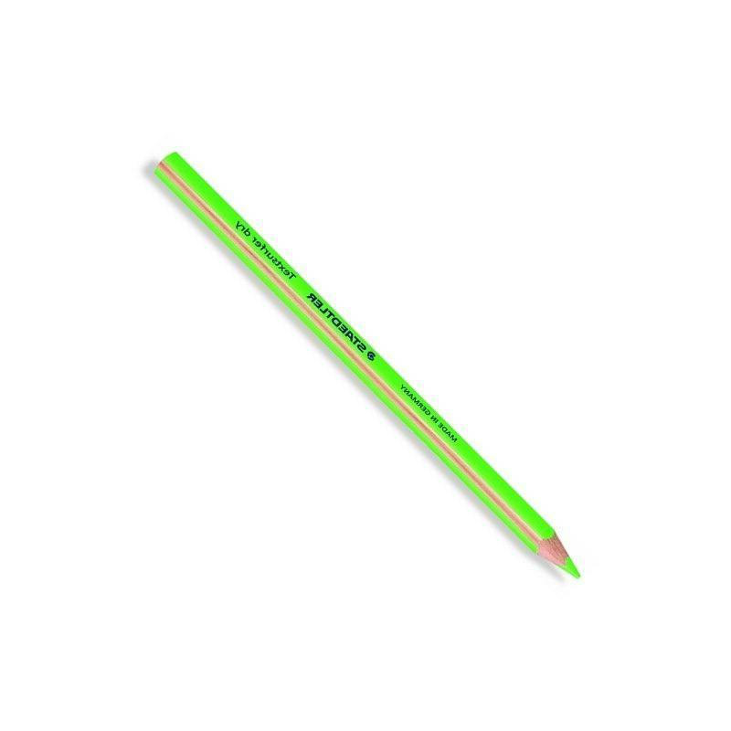 5 Pcs Staedtler Textsurfer Dry Highlighter Pencils Fluorcent