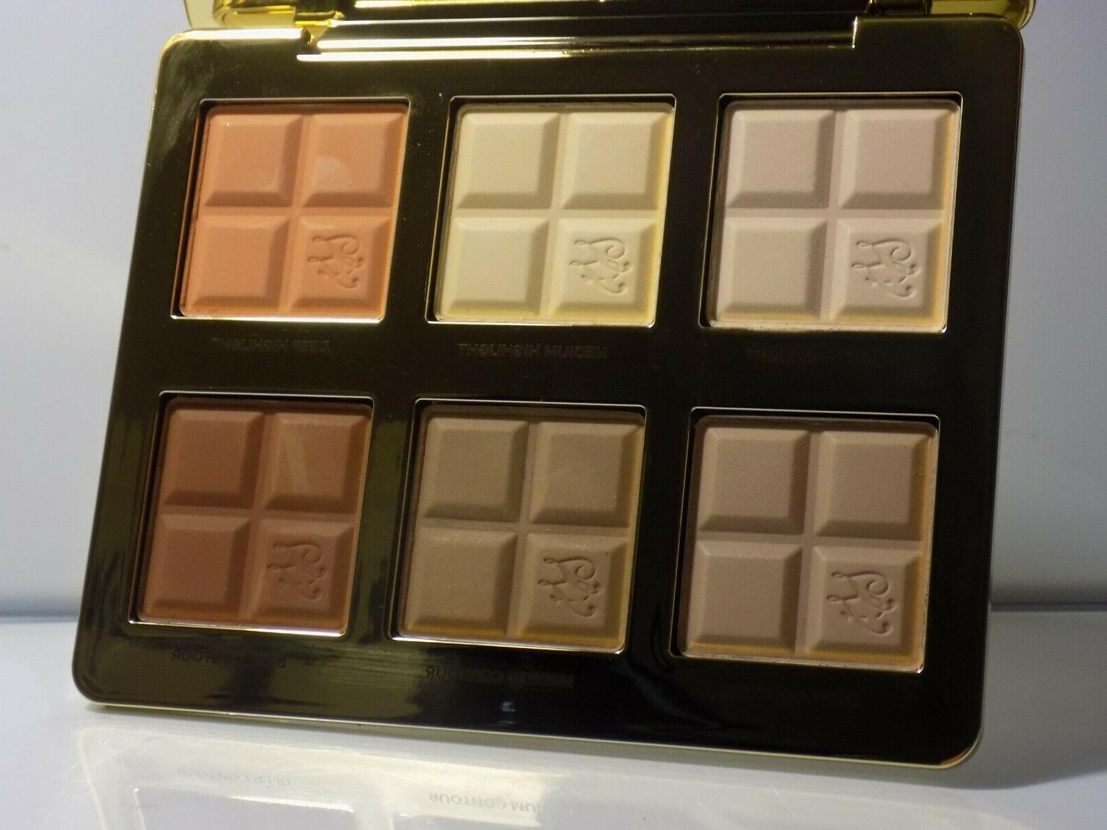 100% Cocoa Contouring and Highlighting Palette *READ DETAILS