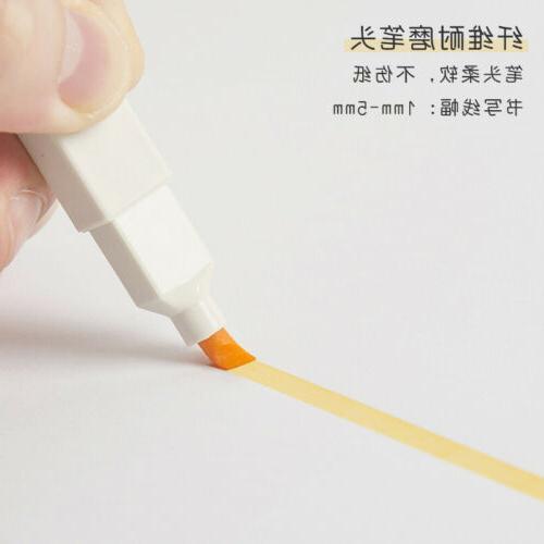 12 Highlighter Pens Scrapbook Journal