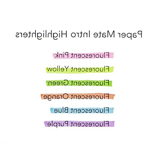 Paper Mate 22726 Intro Highlighter, Green,