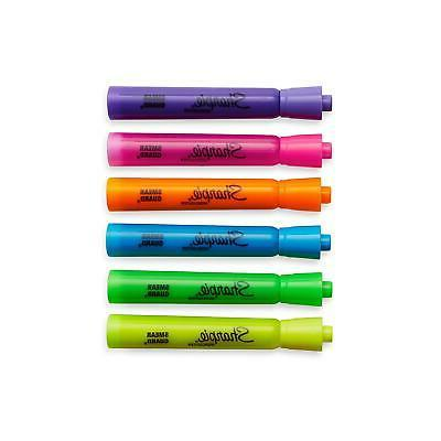 Sharpie Tank Highlighters, Chisel Tip,