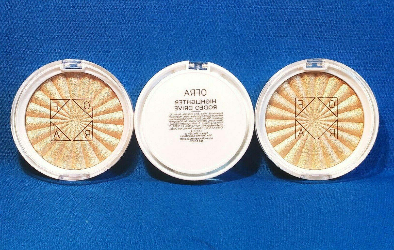 6X OFRA ~ RODEO DRIVE g / 0.35 Each SHIPS FREE~ LOT