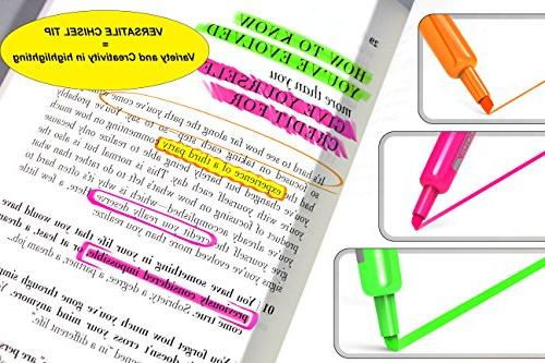 Markers Bulk Tank Combo, Bonus Tabs, Colors for Home, Teachers, Bible Study