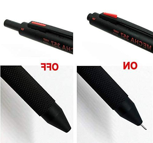 Multi Mechanical 0.3mm 0.5mm 0.7mm Japan