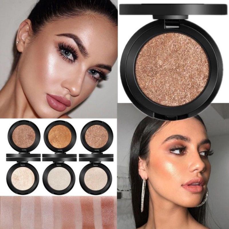 Face Powder Bronzer Makeup Contour Glow Beauty Kit