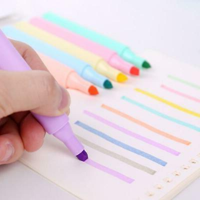 8pcs/set Fluorescent Drawing Marker