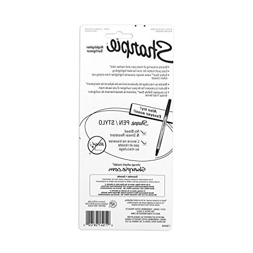Sharpie Accent Retractable Highlighter,
