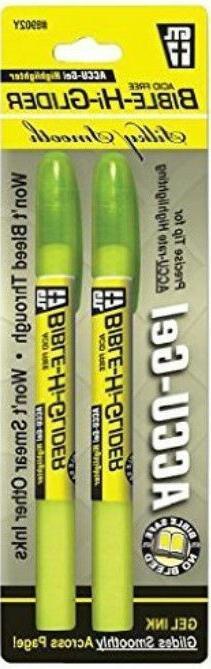 Accu-gel Bible Hi-Glider