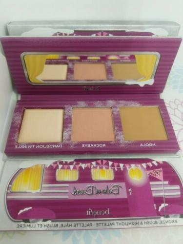 benefit Bronze, Blush 3-in-1 BNIB