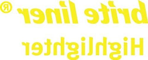 BICamp;reg; Liner Chisel Ink, 12