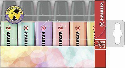 Stabilo Colours -