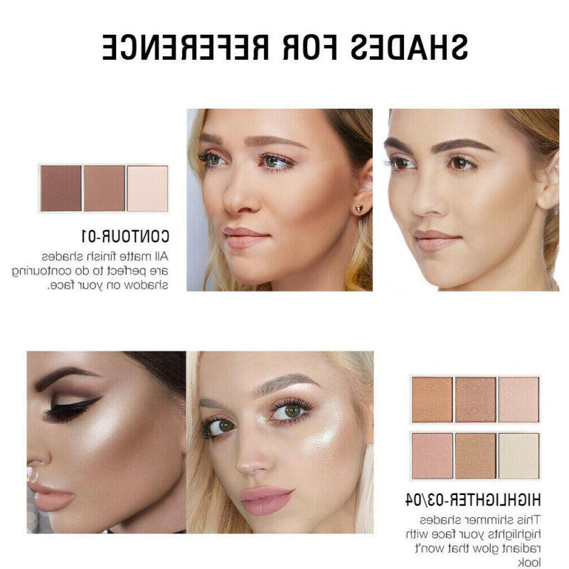 Bronzer Highlighter Face Highlighter Concealer Illuminator
