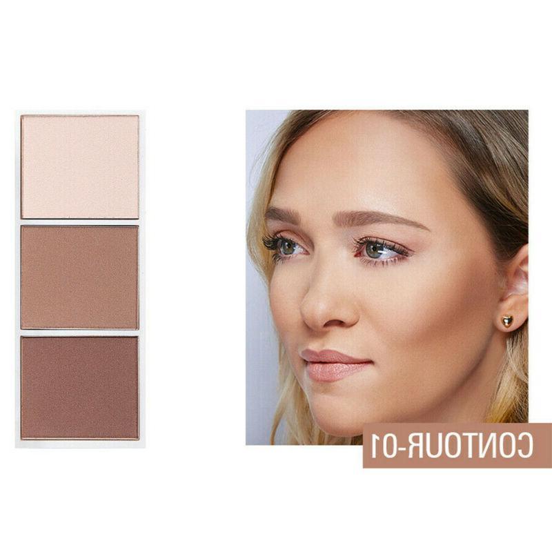 Bronzer Highlighter Face Palette Illuminator