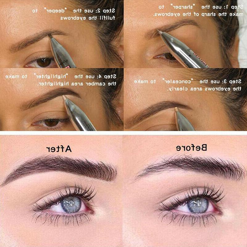 Brow 4-In-1 Highlighting Eyebrow
