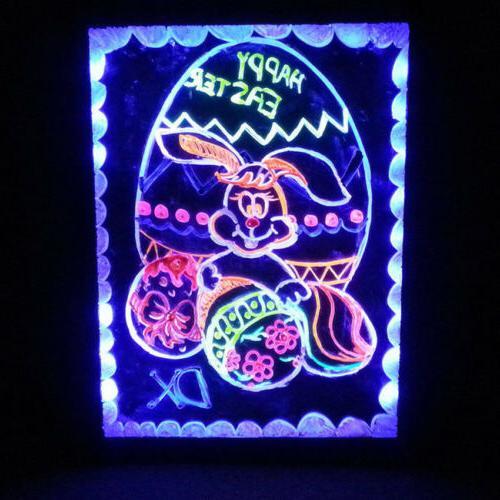 Dual Nib LED Board Fluorescent