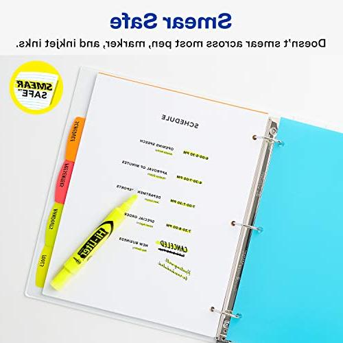 Avery Ink, Style Fluorescent Yellow Highlighters