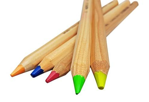 dry highlighters pencils