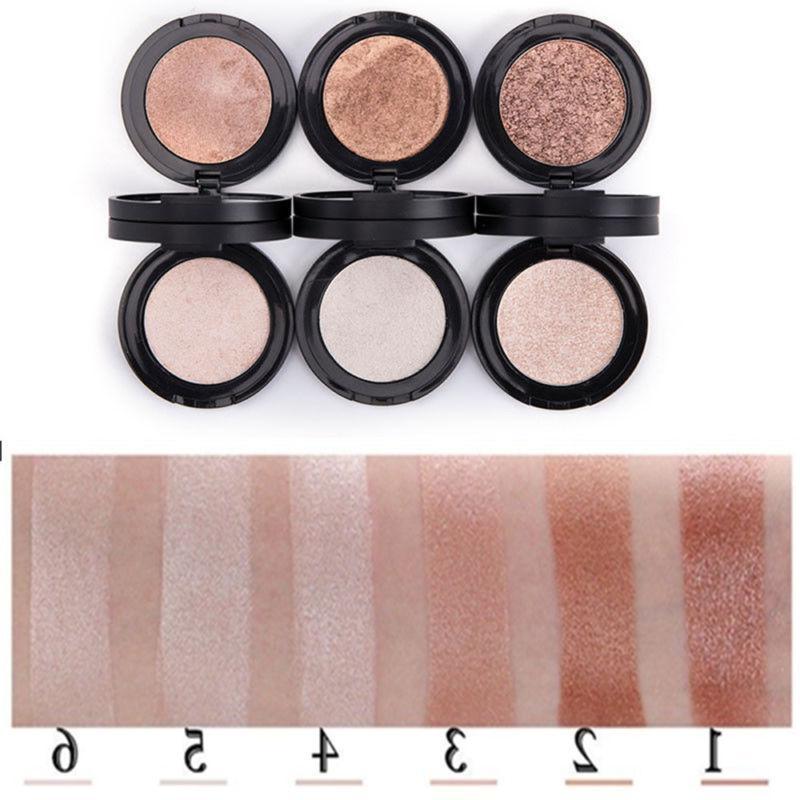 face powder highlighter bronzer makeup contour palette
