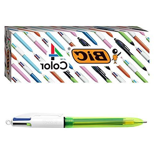 fluo ballpoint pen