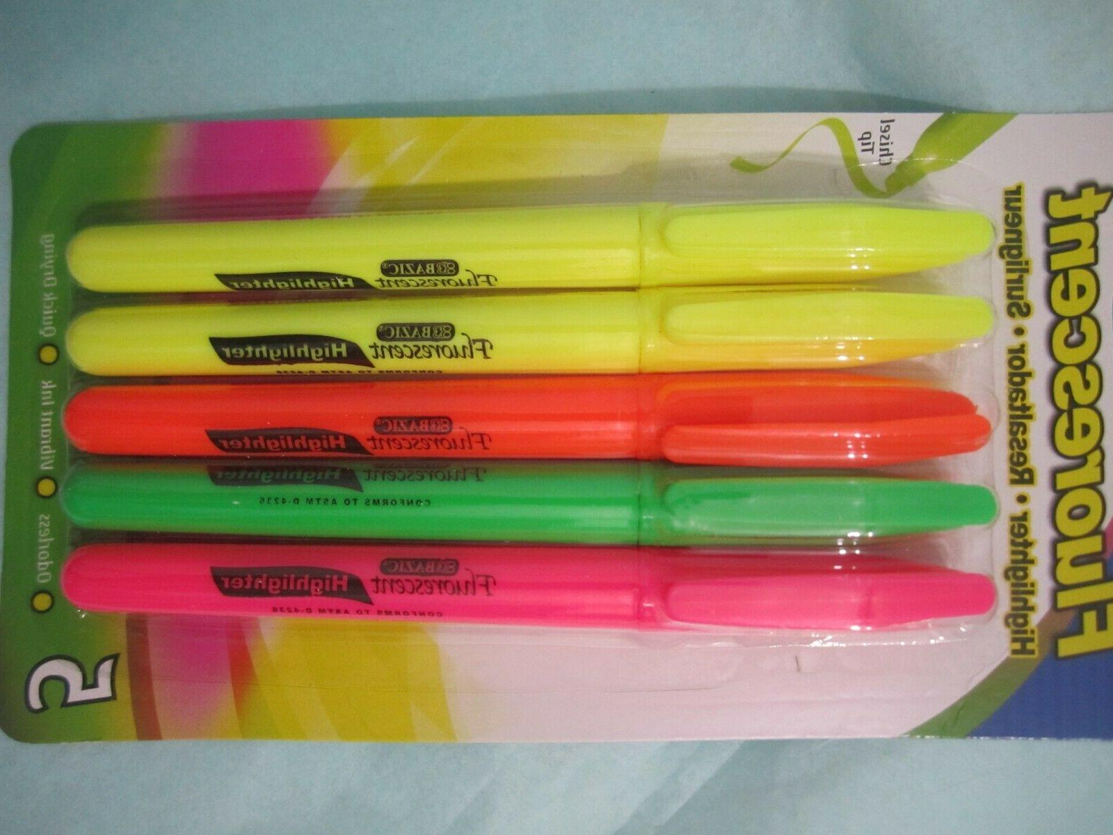 Fluorescent Quick Dry