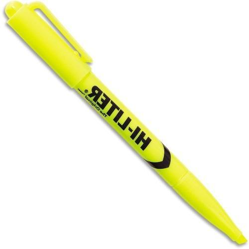 hi liter fluorescent pen highlighter