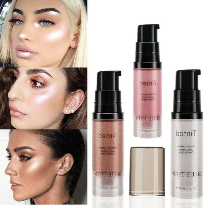 Highlighter Makeup Gold Liquid Face Contour Glow