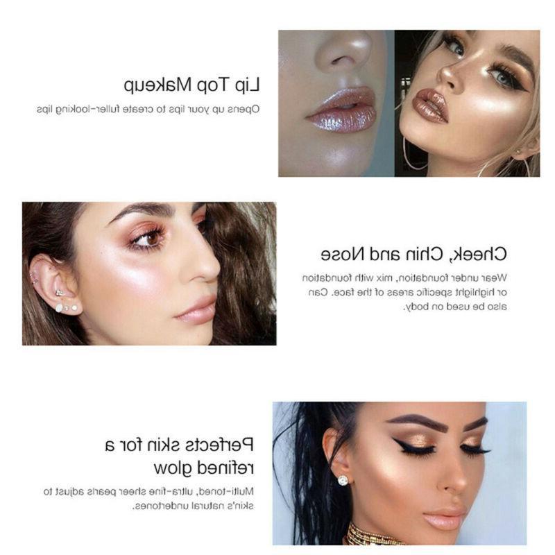 Highlighter Makeup Face Eye Contour Glow Shimmer