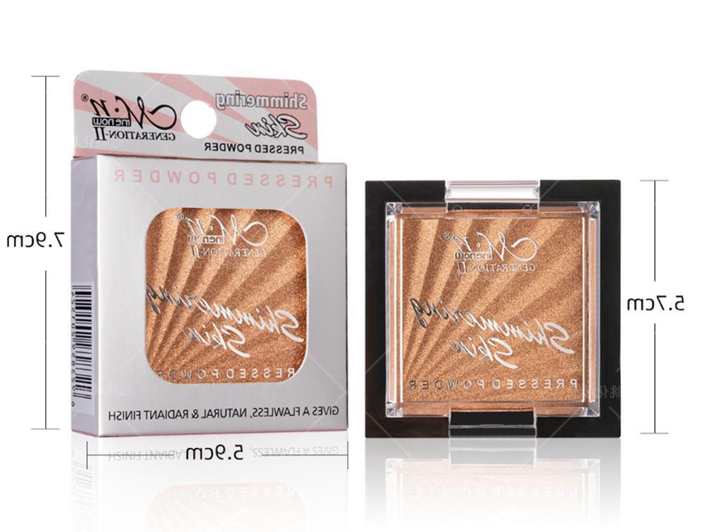 Highlighter Makeup Powder Palette Concealer Face Highlighter Bronzer