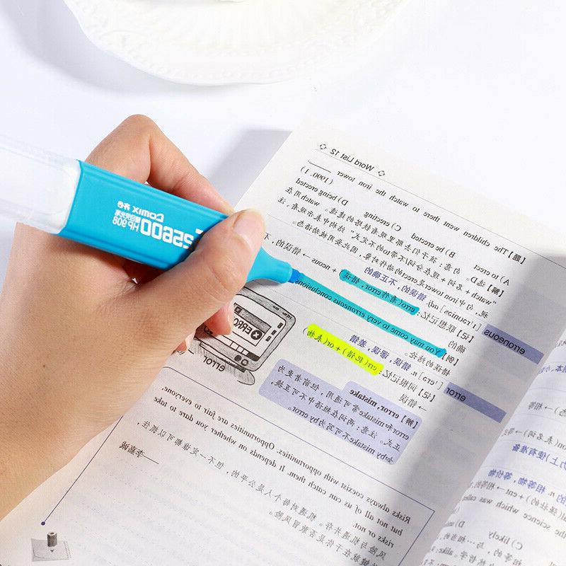 Highlighter Marker Pens Cute Style student Office