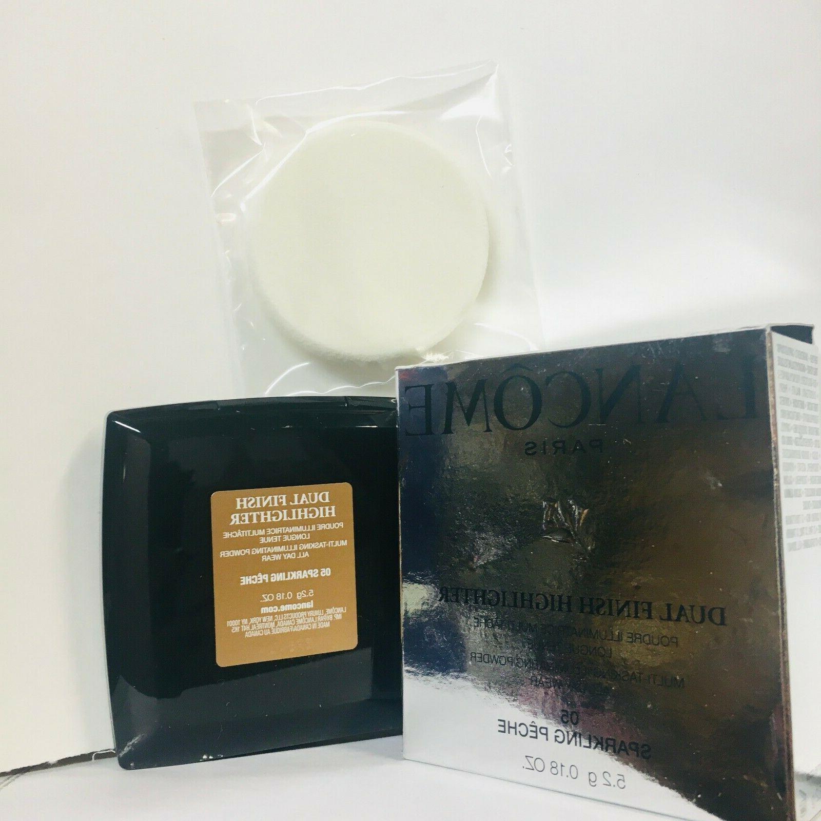Lancome Dual 0.18oz/5.2g - new box