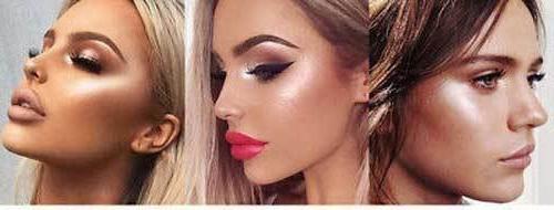 Liquid Brightener Oil Makeup Hot!!!